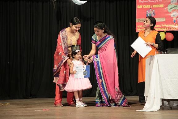 Annual Day celebration of Eurokids Netaji nagar and Behala Arcadia School
