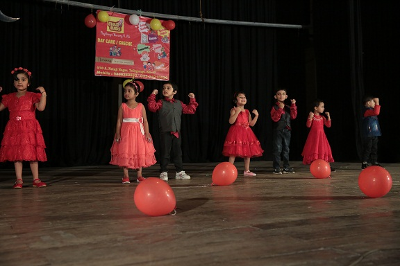 DANCE PERFORMANCE OF EUROKIDS BEHALA