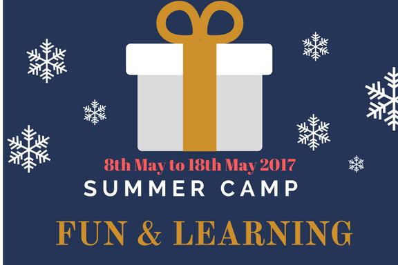 Fun & Learning summer camp
