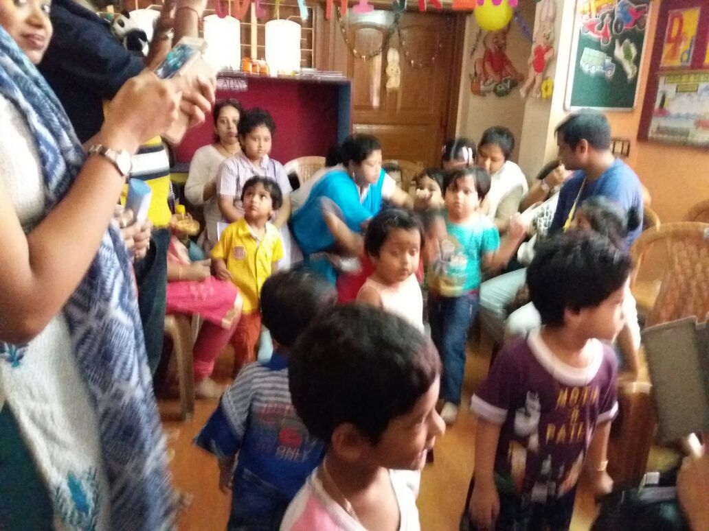 Parents Day celebration in Eurokids Netaji Nagar School