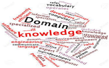 be good in domain knowledge