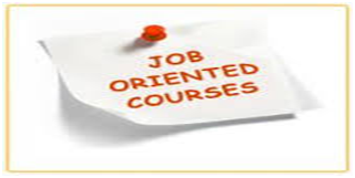 register in job oriented courses