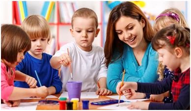 Why training for nursery teachers