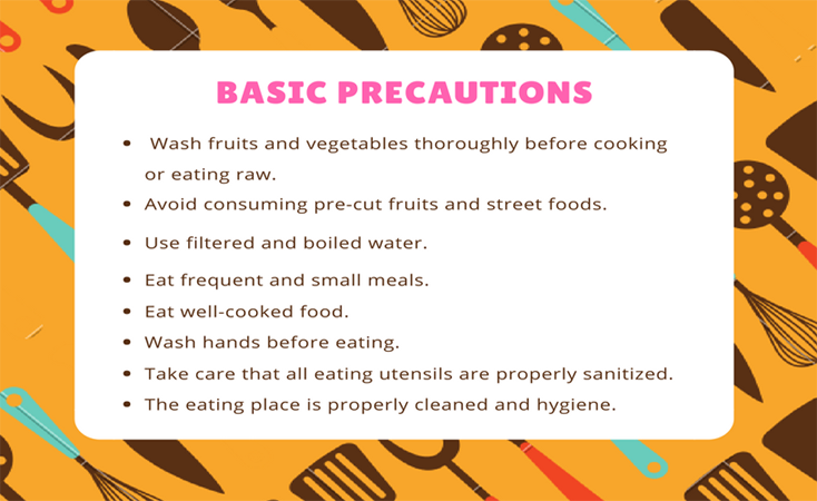 BASIC PRECAUTIONS - DAY CARE
