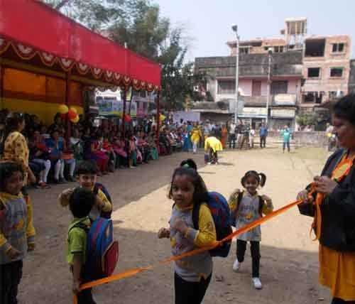 Euro Kids celebrates Annual Sports Day for its Behala and Netaji Nagar  School on 4th Feb 17